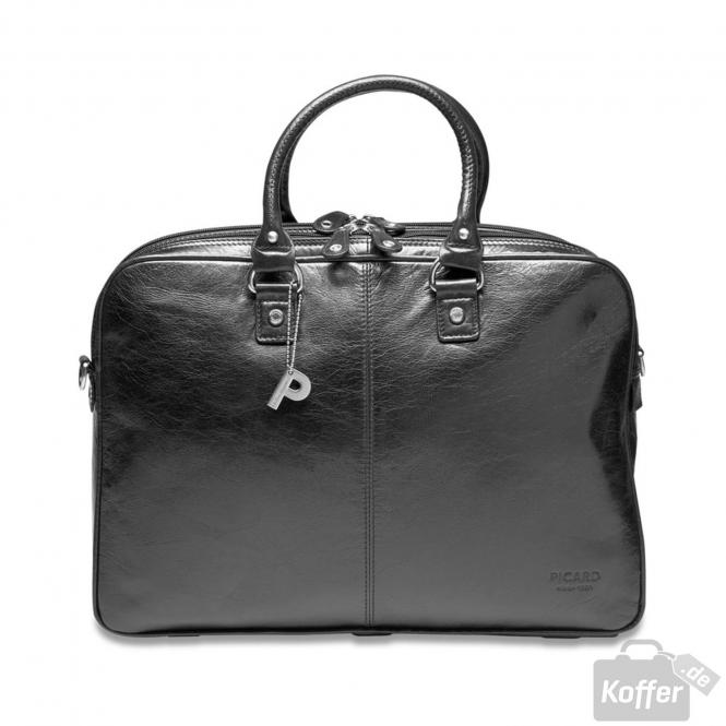Damen Laptoptasche 28 cm cafe