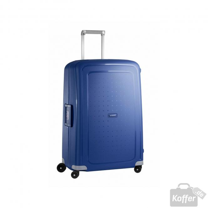 samsonite s 39 cure spinner 75 28 dark blue jetzt auf kaufen. Black Bedroom Furniture Sets. Home Design Ideas