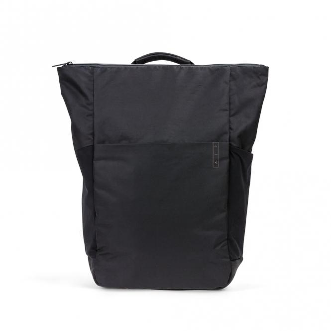 *Sleek* Business Backpack mit Laptopfach Simple Black
