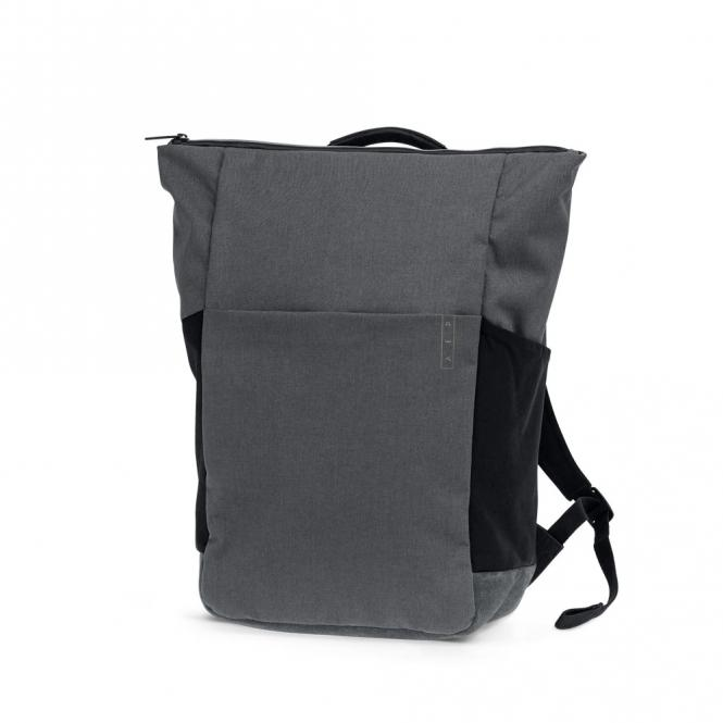 *Sleek* Business Backpack mit Laptopfach Storm Grey