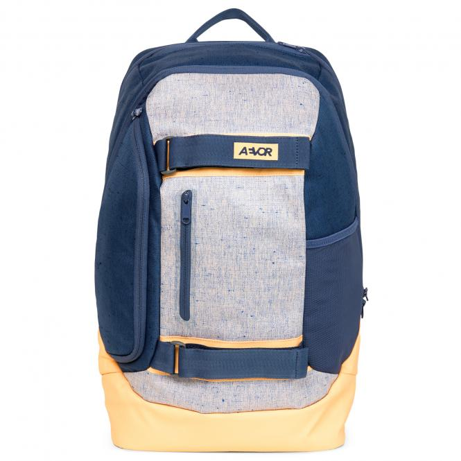 "Bookpack Rucksack mit Laptopfach 15"" Bichrome Peach"