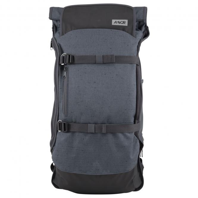 """Travel Pack Rucksack mit Laptopfach 15"""" Bichrome Night"""