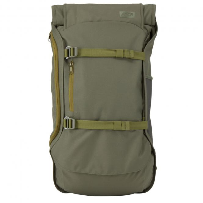 "Travel Pack Rucksack mit Laptopfach 15"" Pine Green"