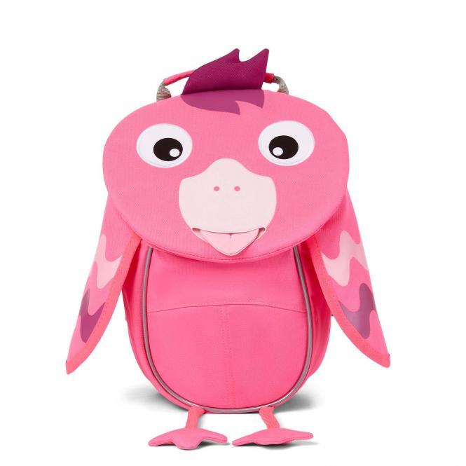 """Flamingo"" Kindergartenrucksack *Neon Pink*"