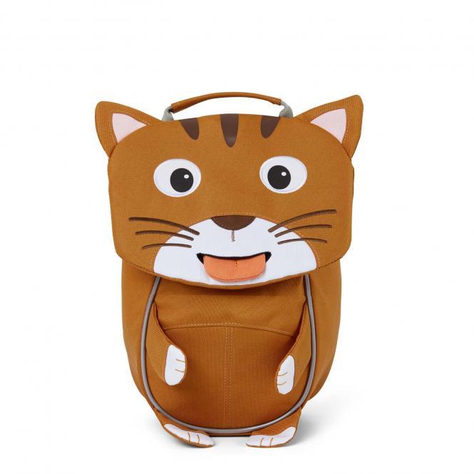 """Katze"" Kindergartenrucksack Braun"