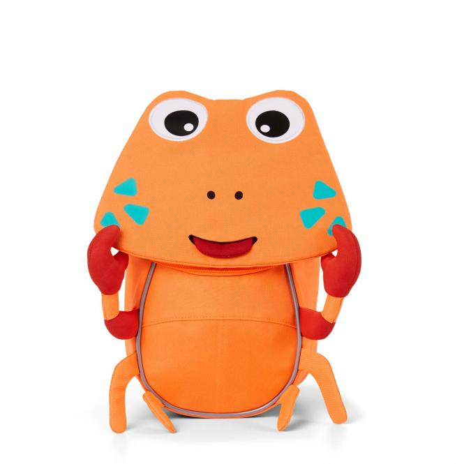 """Krabbe"" Kindergartenrucksack *Neon Orange*"