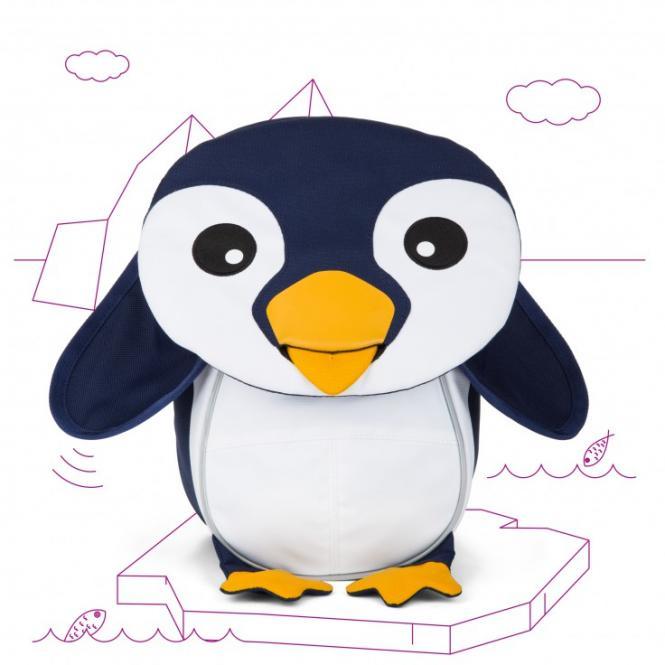 Pepe Pinguin Rucksäckchen