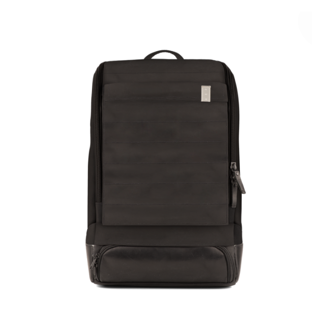 Classic Leather Special Lederrucksack mit Laptopfach Ancient Black