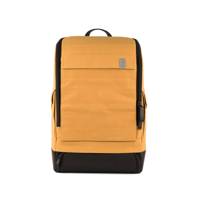 Classic Special Backpack mit Laptopfach Mineral Yellow
