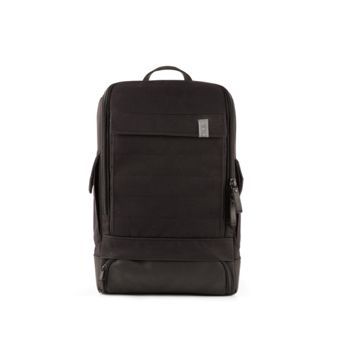 Small Special Backpack mit Laptopfach Suit Black