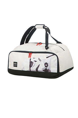 Backpack/Duffle Star Wars Stormtrooper Geometric