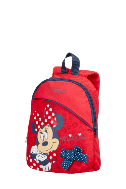 Backpack S Disney Minnie Bow