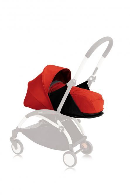 0+ Neugeborenen-Set rot