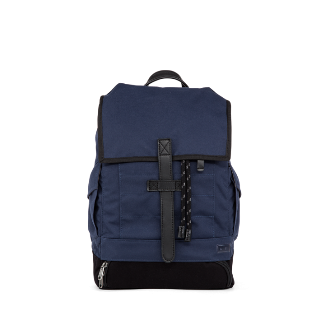 Essential Topdown Rucksack mit Laptopfach Universe Blue
