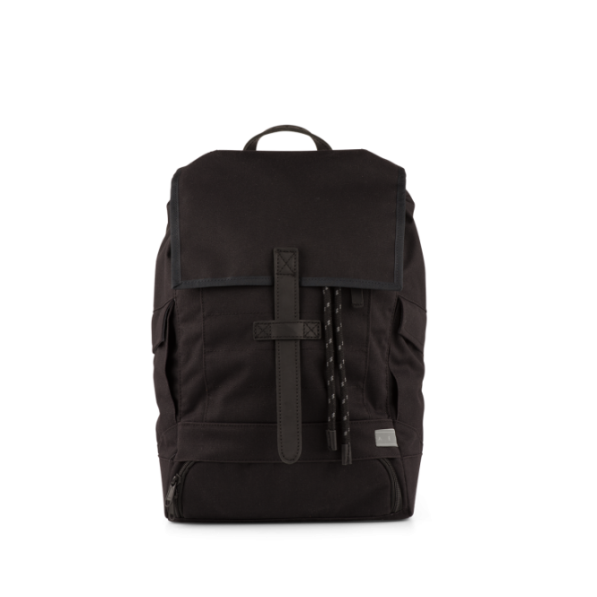 Special Topdown Rucksack mit Laptopfach Suit Black