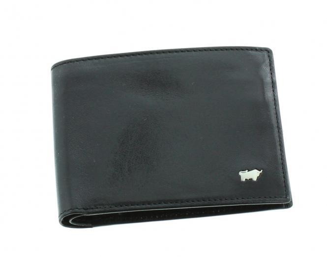 Geldbörse GAUCHO 33111 Schwarz