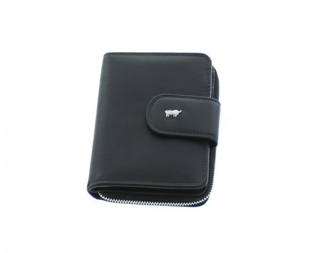 Geldbörse 92450 Schwarz