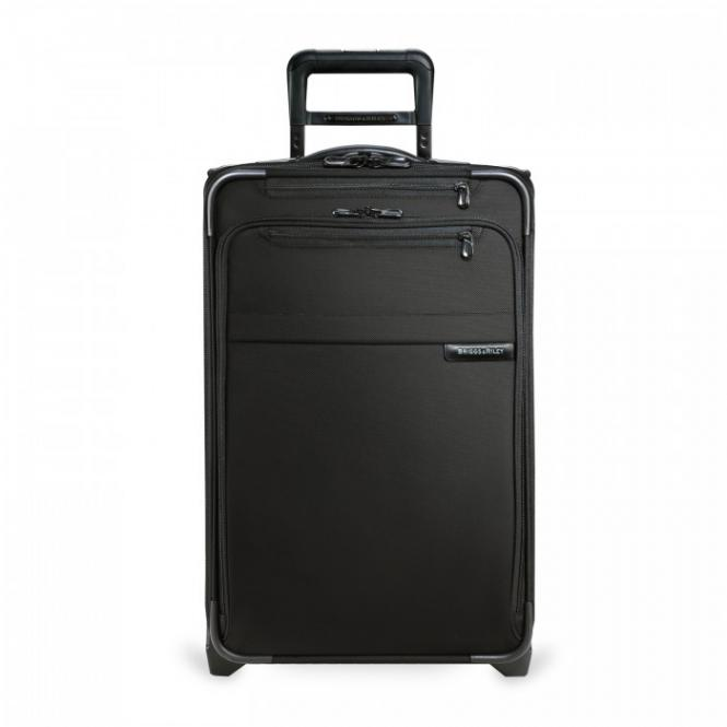 Domestic Carry-On Expandable Upright Black