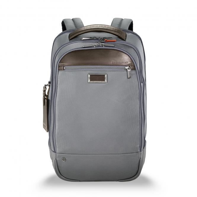 "Medium Backpack 15.6"" grey"