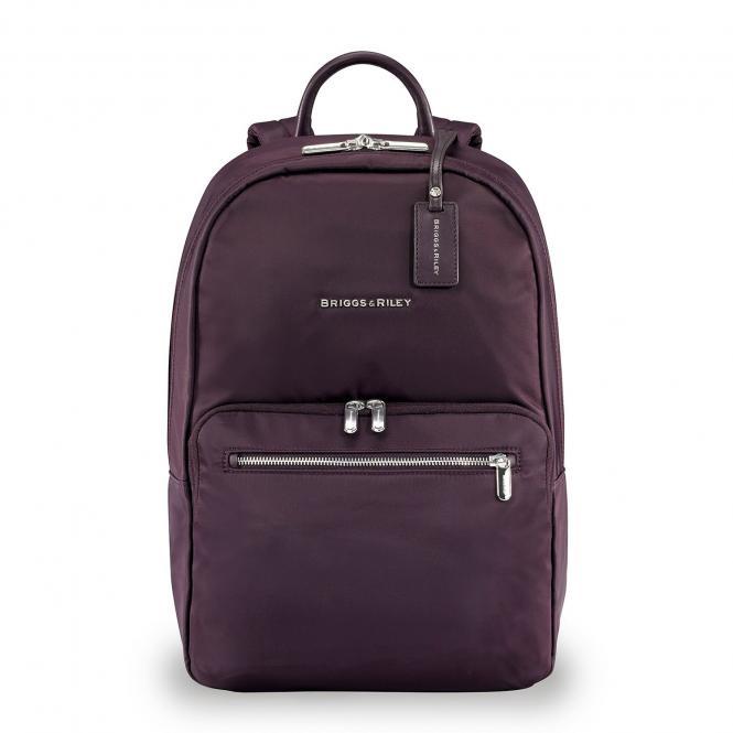 Essential Backpack plum
