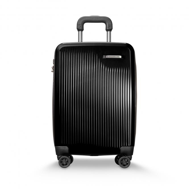 International Carry-On Expandable 4-Rollen-Trolley Onyx