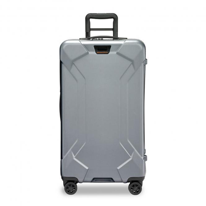 Medium Trunk 4-Rollen-Trolley Granite