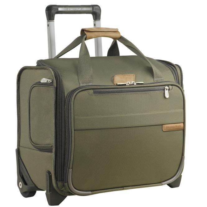 Rolling Cabin Bag Olive