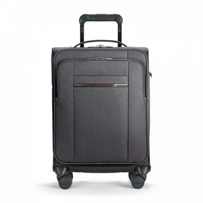 International Carry-On Spinner Grey