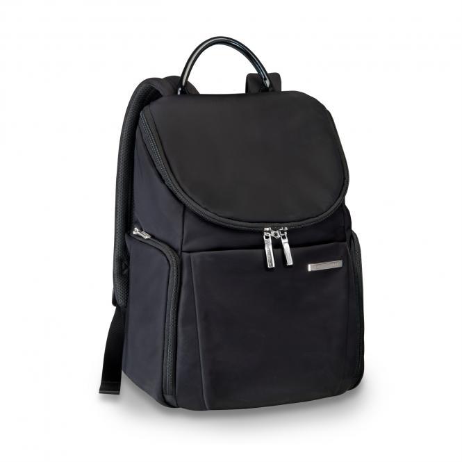 Small U-Zip Backpack Onyx