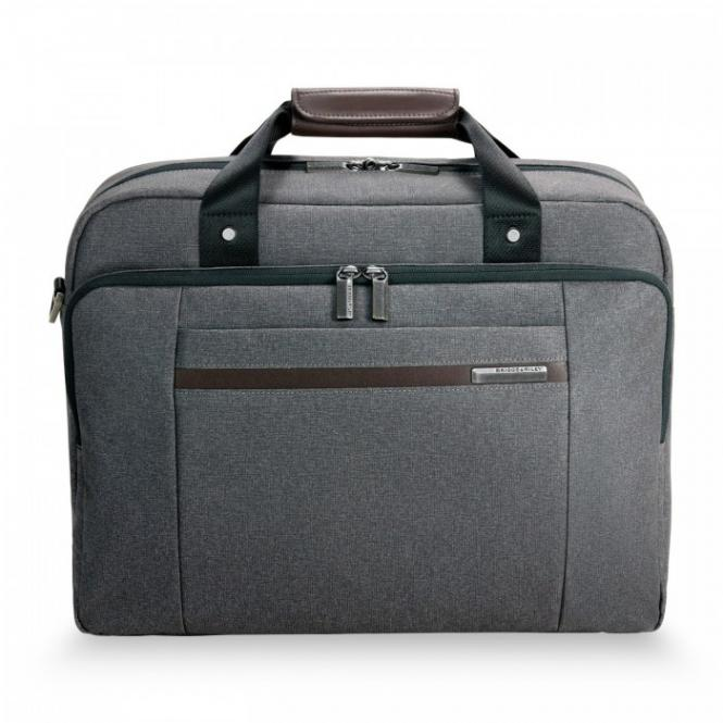 "Cabin Bag mit Laptopfach 15.6"" Grey"