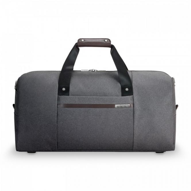 Simple Duffle Grey