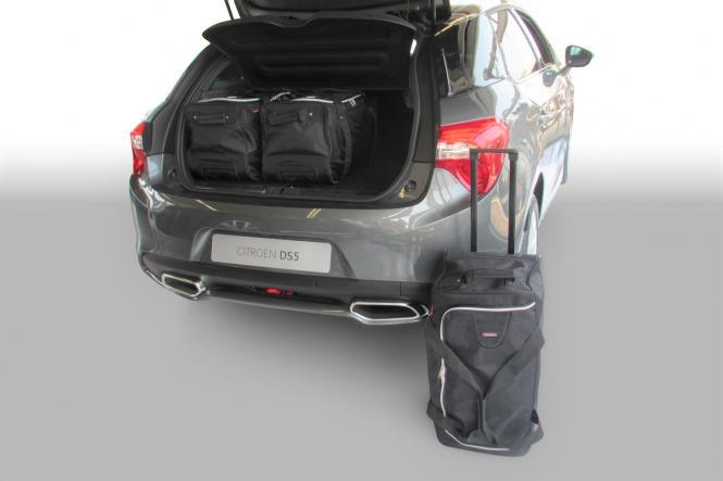 Hybrid4 Reisetaschen-Set ab 2012 | 3x79l
