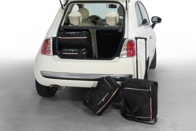 Reisetaschen-Set ab 2007 inkl. Cabrio | 2x54l + 2x24l