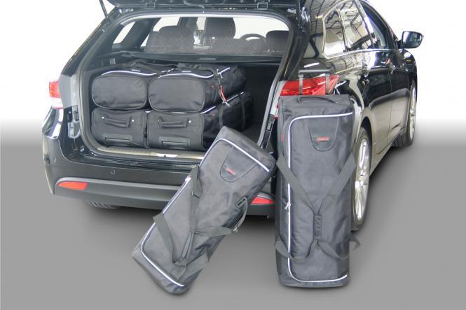 Reisetaschen-Set ab 2011 | 3x75l + 3x50l