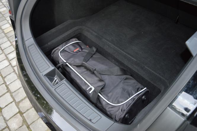 Rollenreisetasche 2w für Kofferraum / Gepäckraum ab 2012 | 1x63l