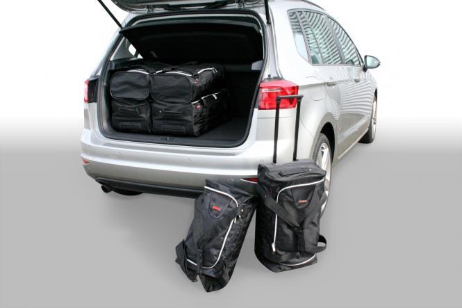 Reisetaschen-Set (5G) Sportsvan ab 2014 | 3x47l + 3x29l