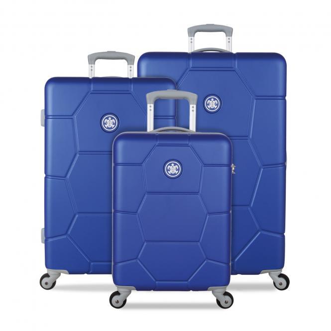 Trolley 65cm Spinner Dazzling Blue
