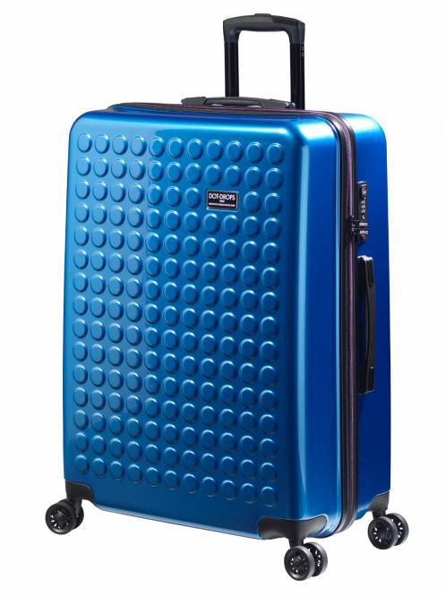 Trolley L 4R 73cm, kreativ individualisierbar ice blue