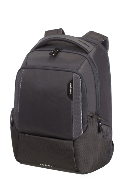 "Tech LP Laptop Backpack 14"" Black"
