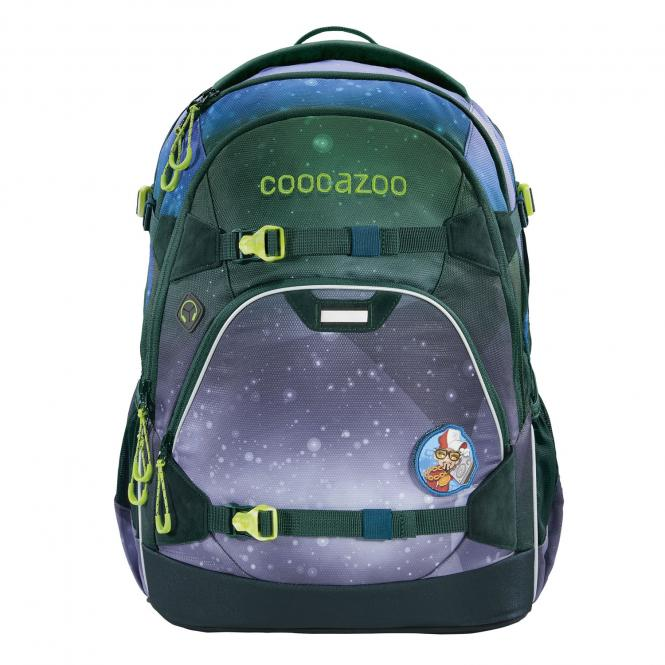 Limited Edition Schulrucksack Galaxy Blue