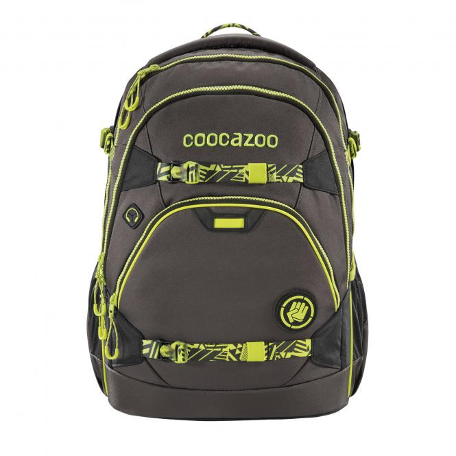 e-ScaleRale Rucksack TecCheck Limited Edition Neon Yellow