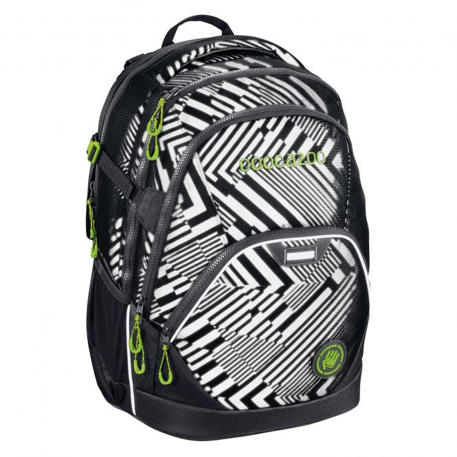 EvverClevver 2 Rucksack *EffectiveReflective Edition* Black Track Reflective