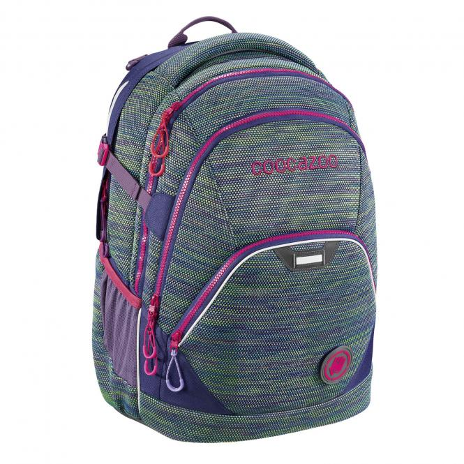 EvverClevver 2 Rucksack *FreakaSneaka Edition* Wildberry Knit
