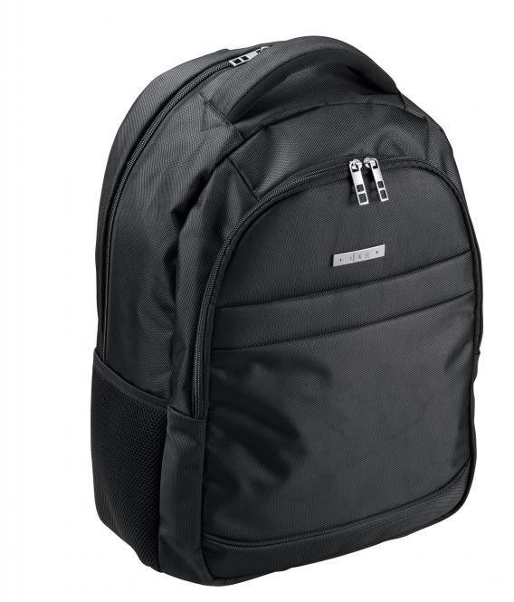 """Rucksack mit Laptopfach 15"""" - 5610 schwarz"""