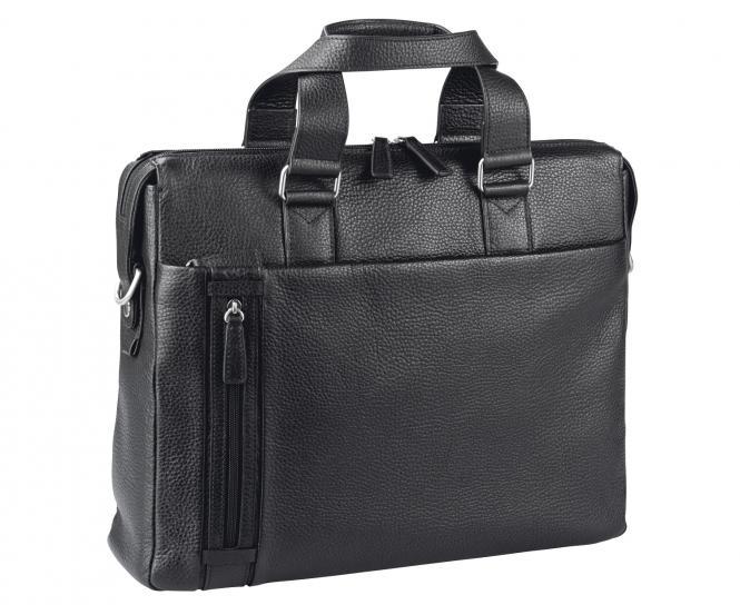 """Businesstasche mit Laptopfach 15"""" - 5532 schwarz"""