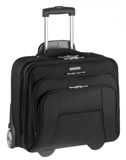 Business-Trolley 2887 schwarz