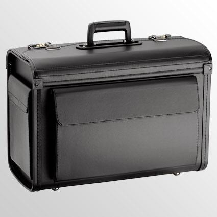 Pilotenkoffer 2689 schwarz