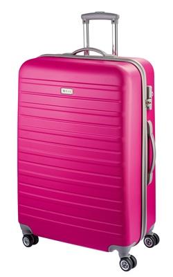 Trolley L 4R 76cm - 9470 pink