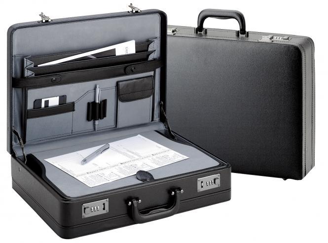 Aktenkoffer 2620 schwarz