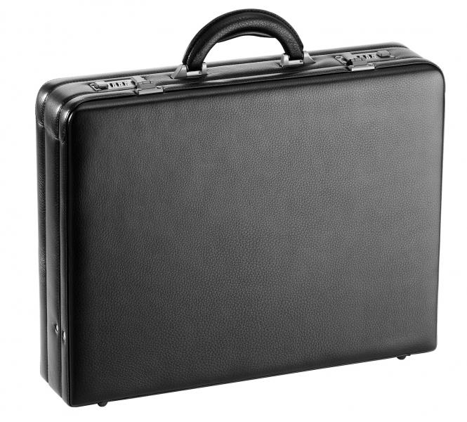 Aktenkoffer 2665 schwarz